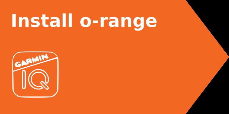Install o-range